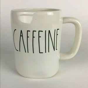 RAE DUNN CAFFEINE MUG -NEW